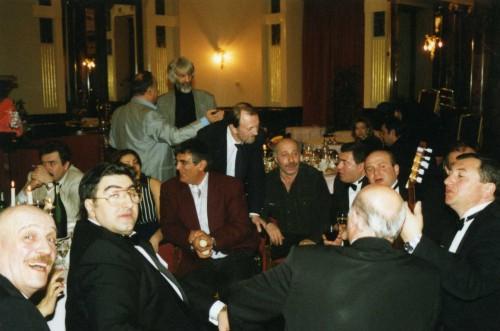 Фотогалерея: АДИБ на юбилее казино Метрополь